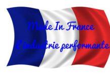 entreprises de l'industrie en France classées par régions