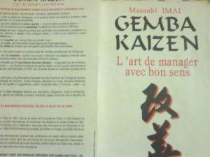 gemba kaizen l'art de manager avec bon sens