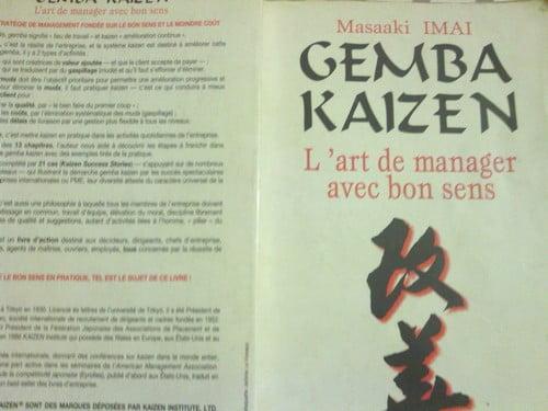 gemba kaizen méthodes de management