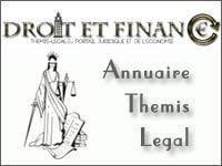 Annuaire droit-finances des entreprises