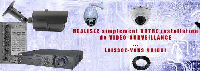 système de camera videosurveillance