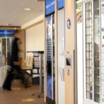 Distributeurs automatiques de boissons et restauration