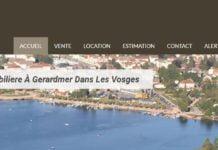 Agence immobilière dans les Vosges