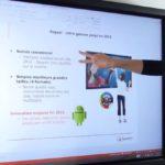 L'achat d'un écran interactif géant pour vos réunions d'entreprises
