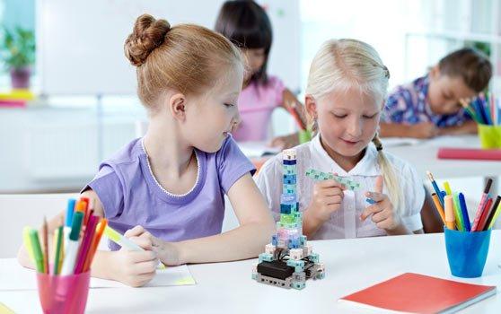 programmation de robots pour les écoles