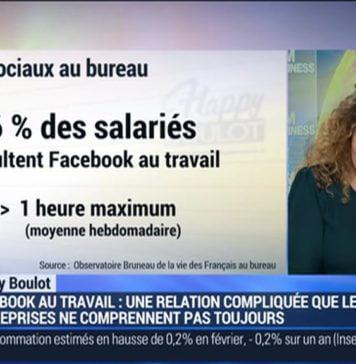 facebook dans les entreprises