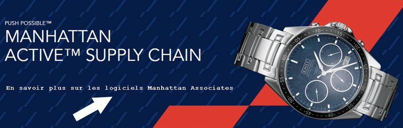 logiciel gestion de stock Manhattan Supply Chain