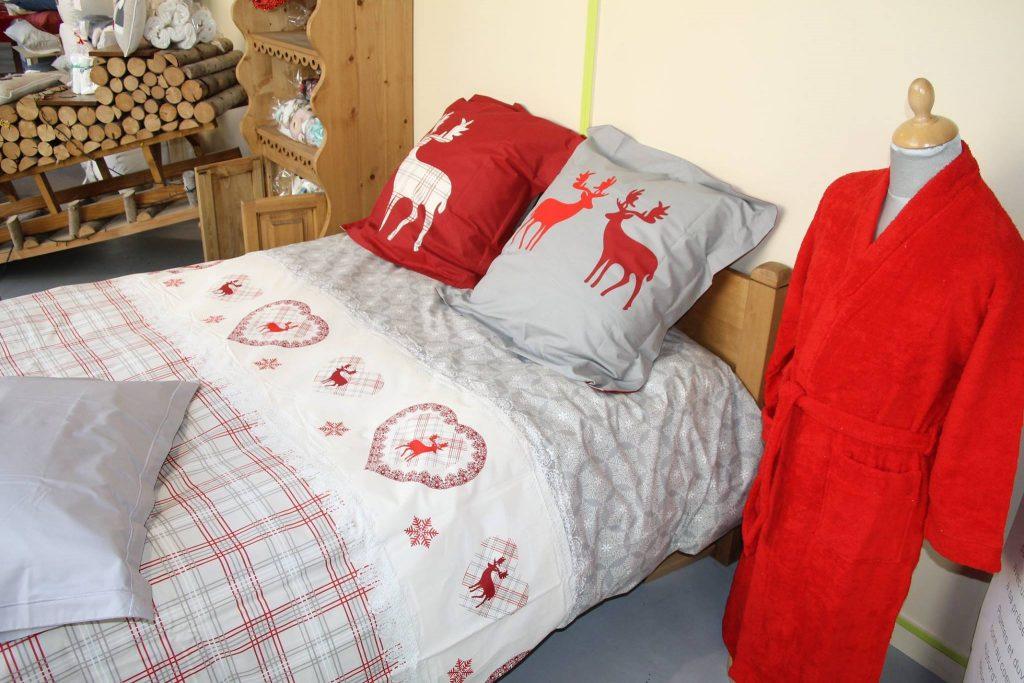 linge de lit vosges