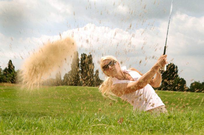 achat matériel de golf