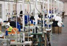 risque chimique industrie textile