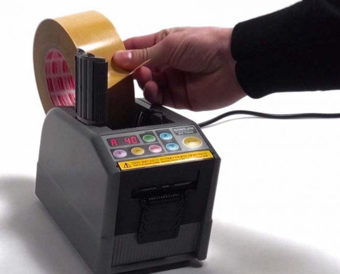 derouleur automatique adhesif