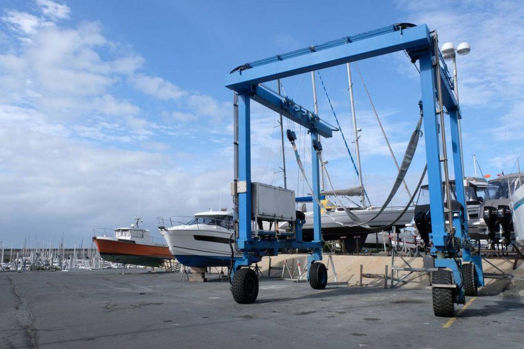 port charges lourdes