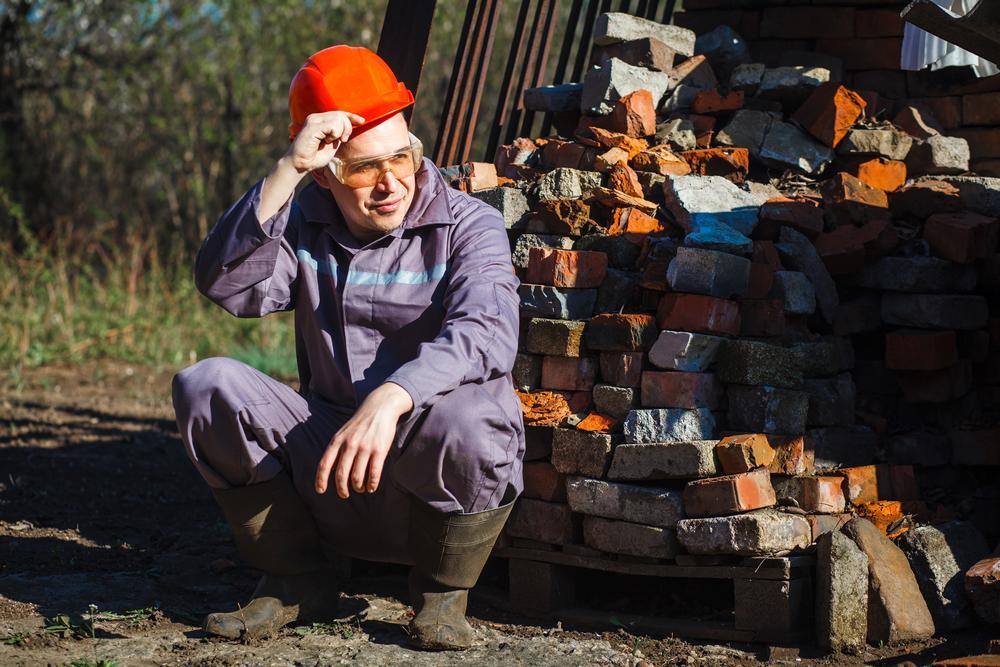chaussures de travail pour le bâtiment, l'industrie et la restauration