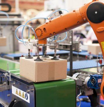 macchine d'emballage pour l'industrie