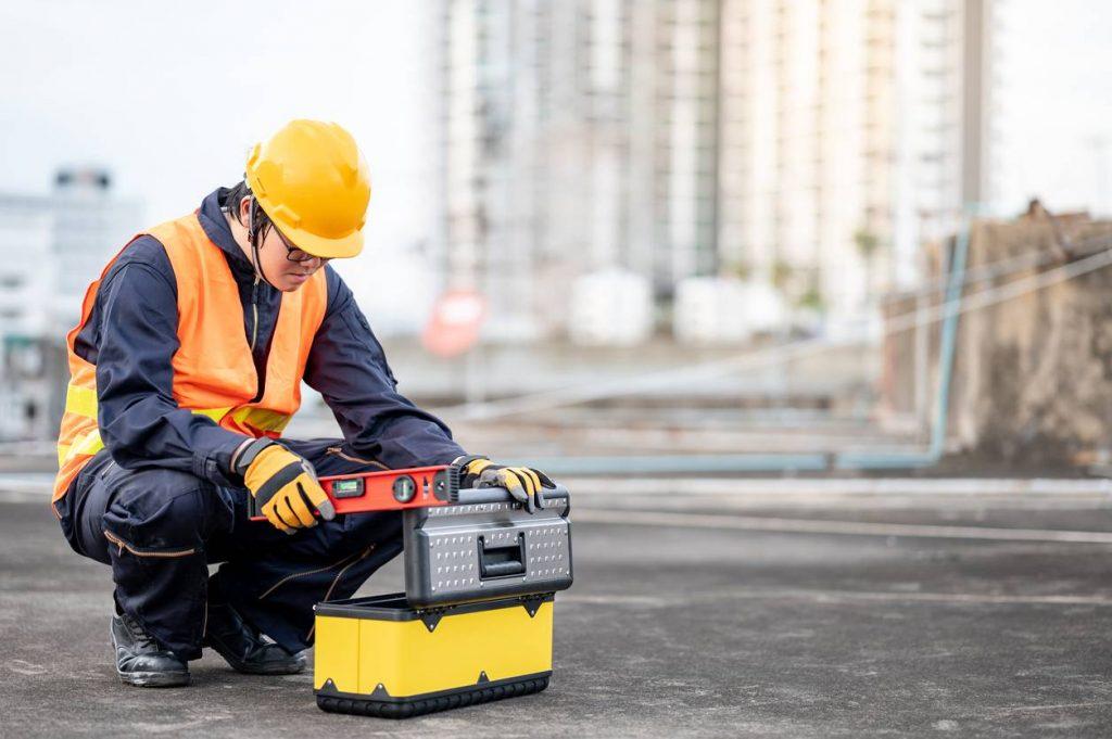 EPI pour intervention de maintenance dans l'industrie