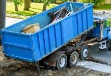 benne pour déchets industriels
