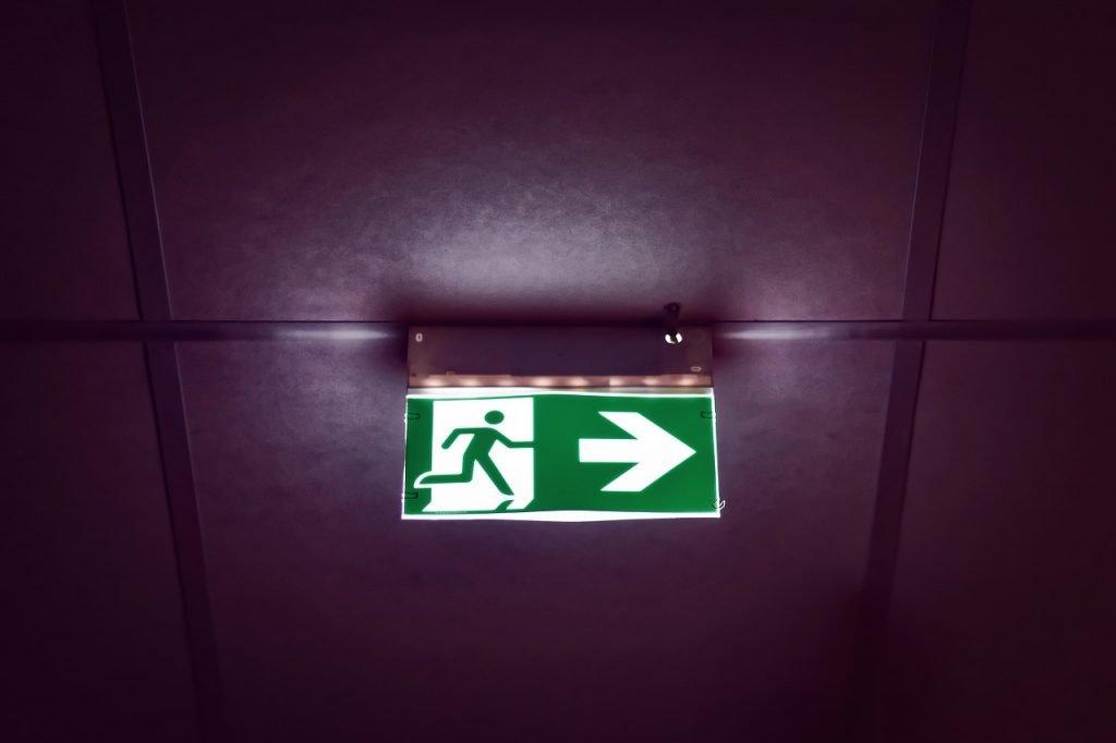 signalétique sécurité en entreprise